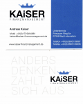 KAISER Finanzmanagement